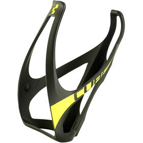 Cube HPP Porte-bidon, matt black'n'flashyellow